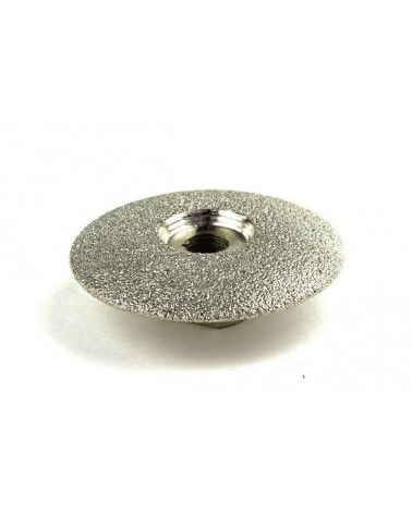 Diamant-Schruppscheibe gewölbt 80 mm K30 vakuum gelötet