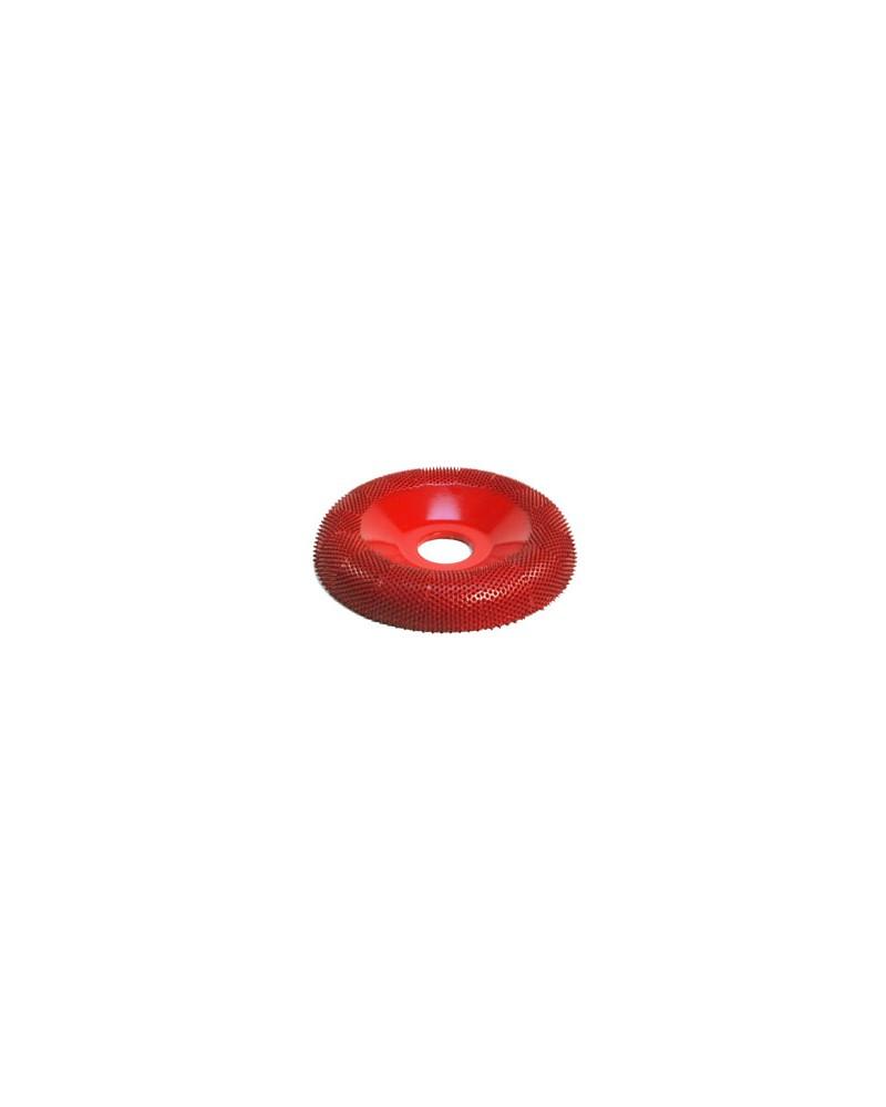 Raspelfrässcheibe 100 mm rund