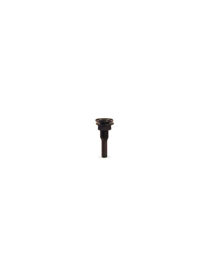 Aufnahmedorn Ø 6,35 mm für Raspelfrässcheibe