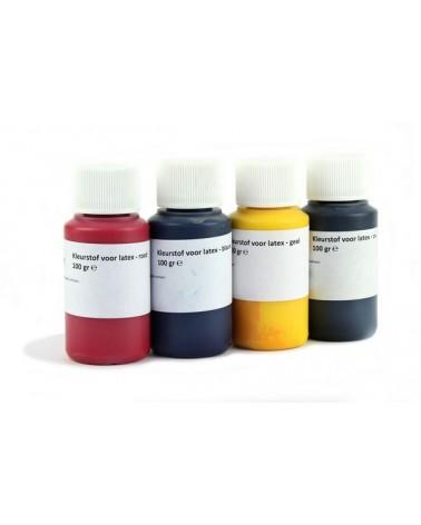 Kleurpigment voor gips en latex