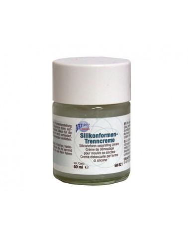 Losmiddel-crème voor silicoonvormen