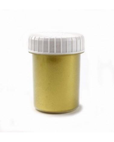 Bronzepulver Gold