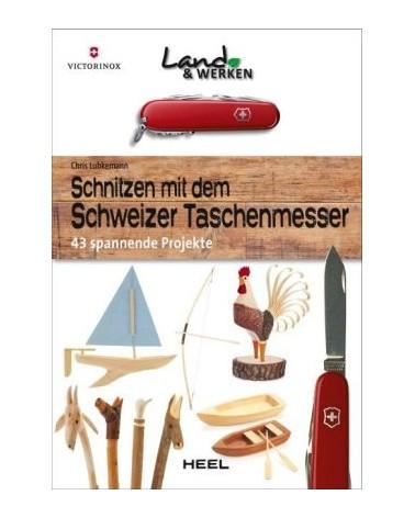 Schnitzen mit dem Schweizer Taschenmesser