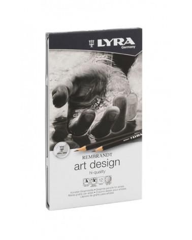 ART DESIGN 669 metal box