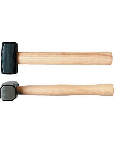 Handstockeisen Hartmetall mit Schlägelkopf