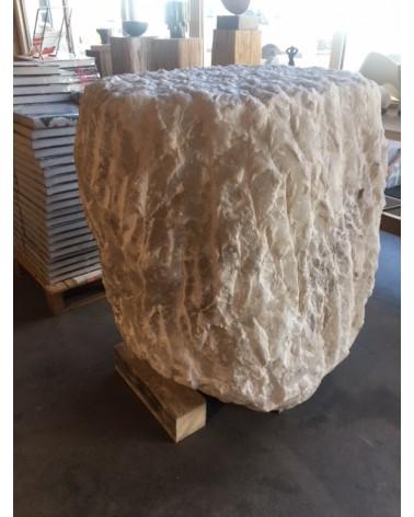 Alabaster transparent-weiß 1070 kg