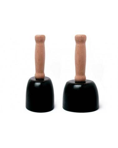 Kunststoff-Klüpfel schwarz