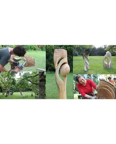 SkulpTour - Kreativ mit Holz in Greven