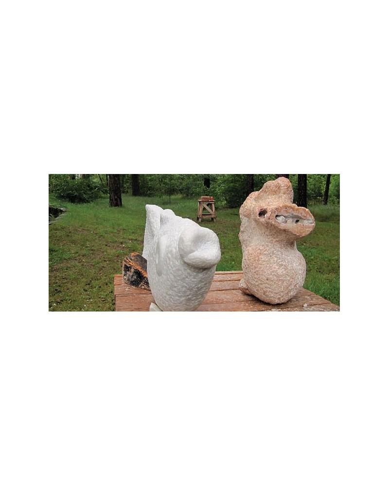 Bildhauerworkshops am Rande Berlins