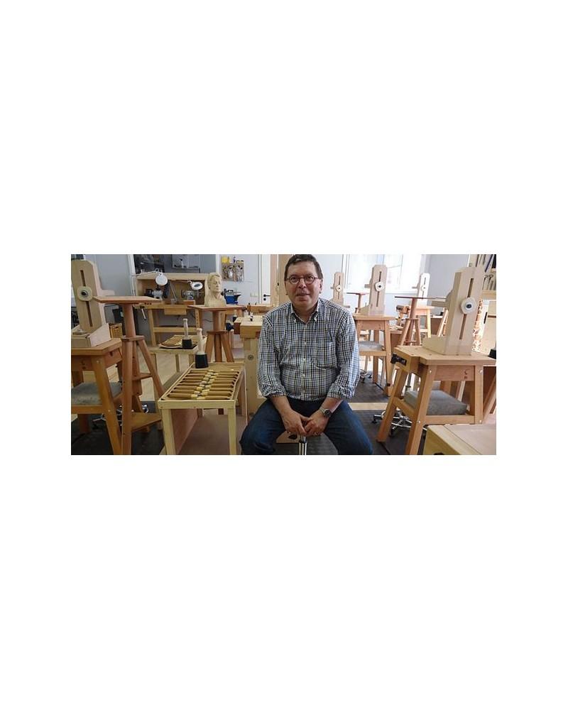 Schnitz- und Holzmalerkurse in Luxemburg