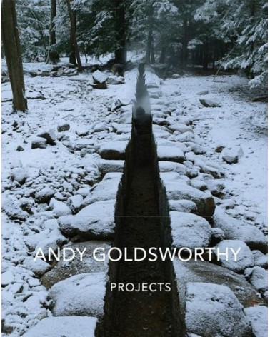 Andy Goldsworthy - Projects