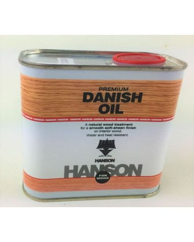 Hanson Danish Oil 500 ml