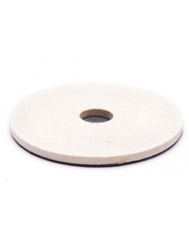 Vilt polijstklitschijf 100 x 5 mm