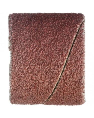 Raspschijf 40 mm kogelvorm groen / grof