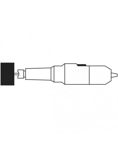 Raspelfräsrad 12 mm