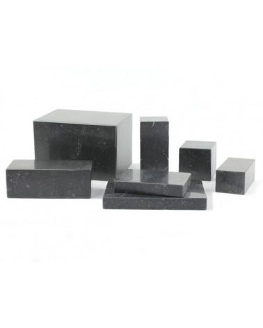 Sockel Irischer Limestone poliert 15 cm Höhe