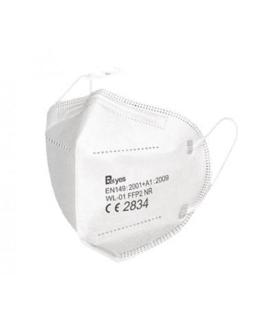 Atemschutzmaske Feinstaubmaske FFP2 NR 10 Stück
