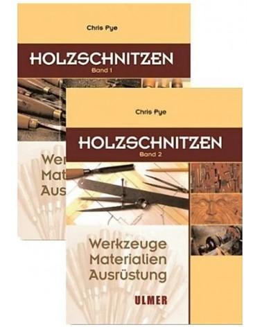 Holzschnitzen 2 Bände