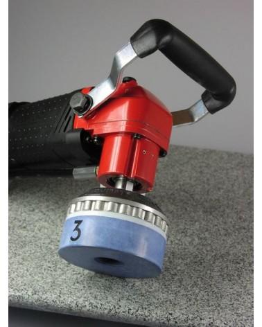 Nass-Schleifmaschine GTW 1300 P mit PRCD