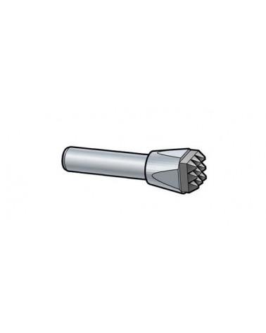 REBIT Stockeisen kurz Schaft 10,2 mm Hartmetall Druckluft