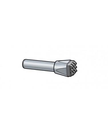 Stockeisen Schaft 15,5x50 mm Hartmetall