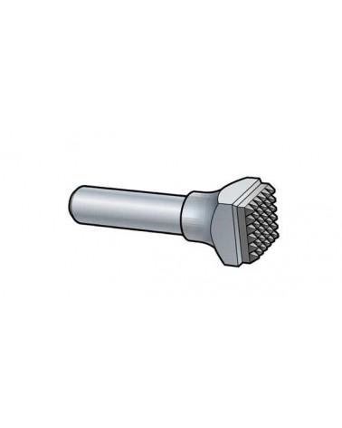 Stockeisen fein Schaft 23 mm Hartmetall