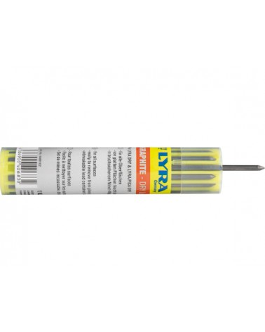 Lyra Dry Ersatzminen-Set 2B Graphit