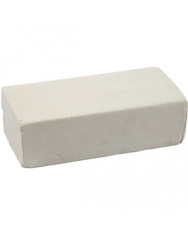 Plastilin weiß 500 g