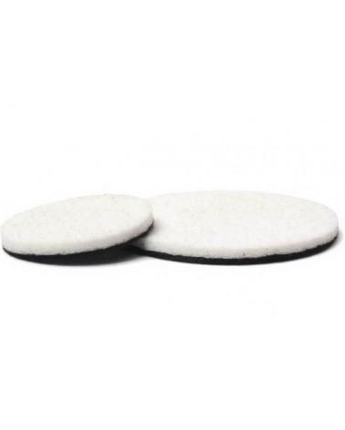 Polierlammfell für Klettteller