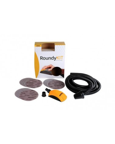 ROUNDY Handschleifblock-Kit