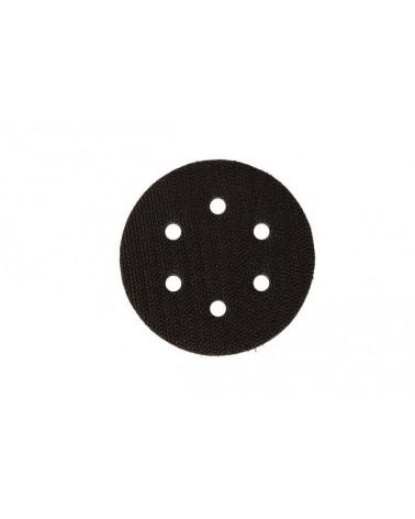 MIRKA Softauflage für Klett-Aufnahmeteller 77mm 5mm 6L