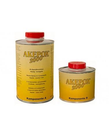AKEPOX 2000 transparant 1500 g