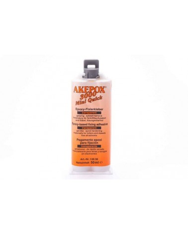 AKEPOX 3000 transparent 50 ml Kart.