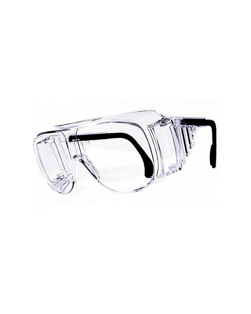 Overzetbril krasvast bril