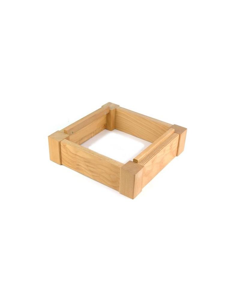 Beeldhouwbok beuken opzetstuk 10 cm