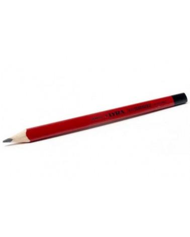 Hartmetall-Raspel halbrund und flach mit Kunststoffheft