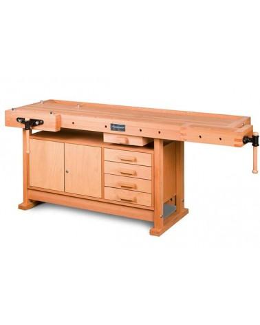 Holzkraft Schreinerhobelbank