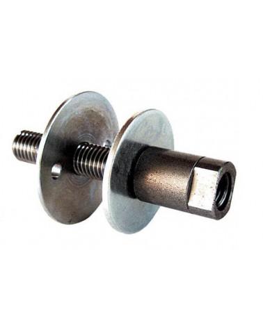 Aufnahmedorn M14 für Schwabbelscheibe