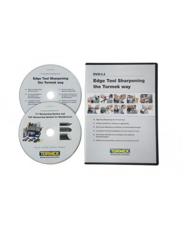 Tormek handleiding DVD B*